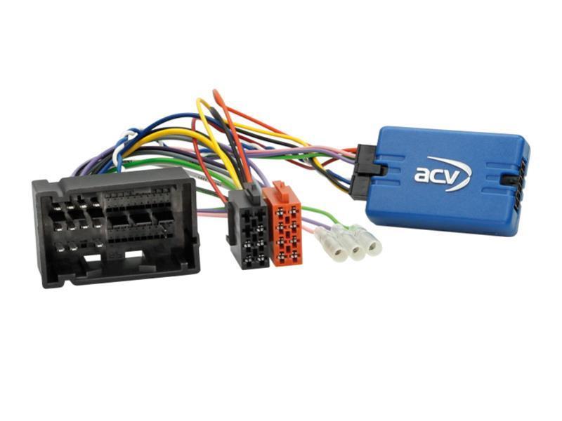 Адаптер кнопок на руле Fiat, Dodge (FI-1200)