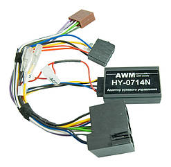 Адаптер кнопок на руле AWM Hyundai i30 (HY-0714N)