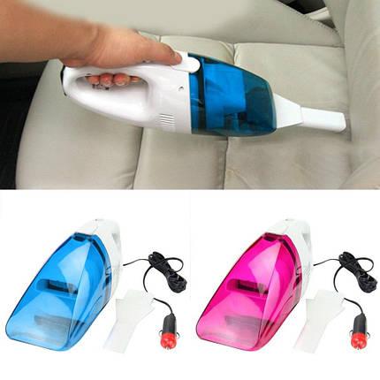 Многофункциональный ручной мини-автомобильный пылесос, фото 2
