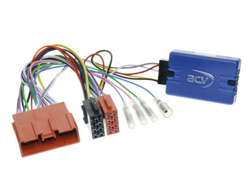 Адаптер кнопок на кермі Mazda 3 (MZ-0408)