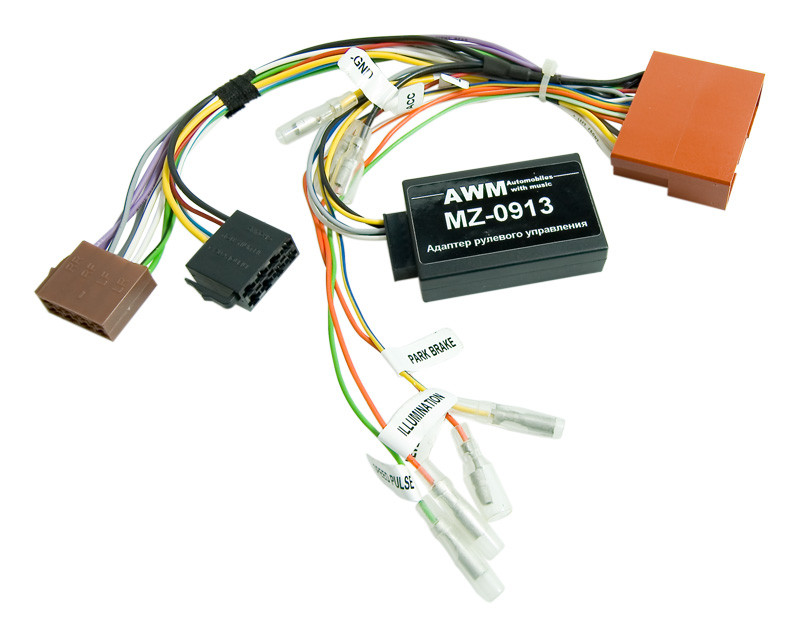 Адаптер кнопок на руле AWM Mazda (MZ-0913)