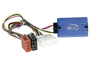 Адаптер кнопок на руле Subaru (SU-0712)