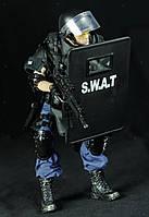 Детская игрушка солдат спецназа S.W.A.T