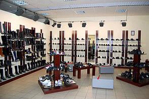 Изготовим и установим под ключ торговое оборудование для Вашего магазина. Системый на основе профиля, фото 2