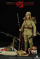 Игрушка Японский пехотинец WWII коллекционная фигурка
