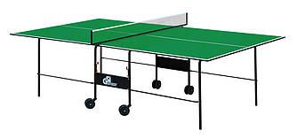 Тенісний стіл GSI-Sport Athletic Light Зелений Gp-2