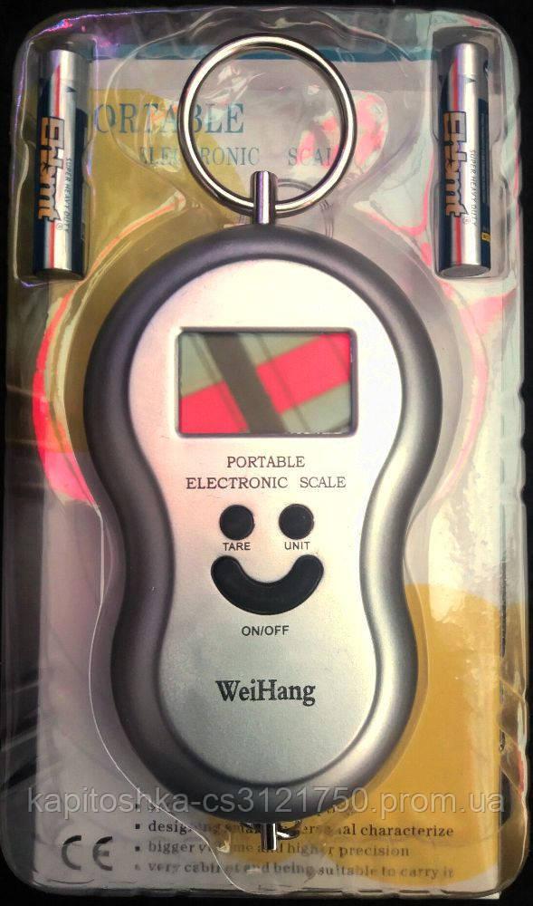 Кантер электронный WeiHang 40 кг