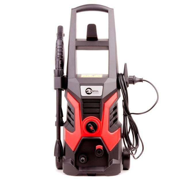 Очиститель высокого давления 1700Вт, 5л/мин, 90-135бар INTERTOOL DT-1505