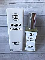 Мужские духи Тестер - Chanel Bleu de Chanel - 60 мл реплика