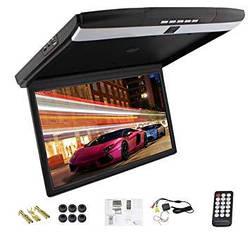 Основные аспекты выбора потолочного телевизора в машину
