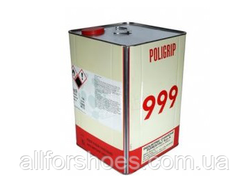 Клей Poligrip 999 десмокол полиуретановый с повышенной термоустойчивость, для торпеды, пвх, кожи