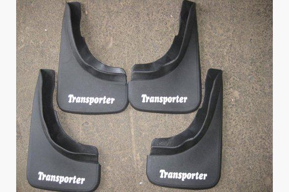 Брызговики (Турция, резина) Volkswagen T4 Transporter / Volkswagen T4 Caravelle/Multivan