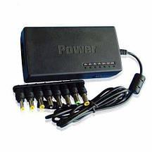 Адаптер универсальный для laptop 120W, универсальное зарядное устройство для ноутбуков
