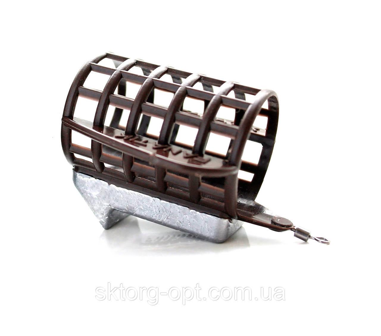 Кормушка фидерная Fanatik ХАПУГА, вес 50 гр