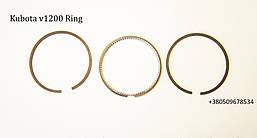 Кольца поршневые Kubota V1200 STD,15442-2105