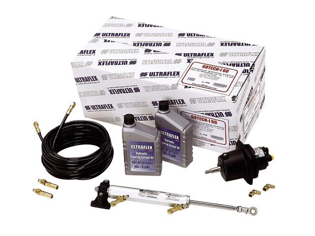 Гидравлическая система рулевого управления Ultraflex GOTECH™ Inboard set до 115 л.с.