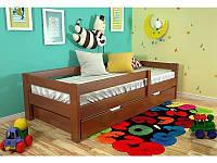 Деревянная детская кровать Альф 80х190 см. Arbor Drev артикул 150577