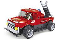 Конструктор пожарная машина с пультом управления Ausini