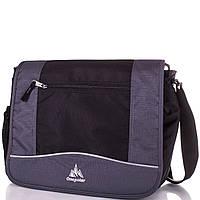 Сумка через плечо Onepolar Мужская сумка ONEPOLAR (ВАНПОЛАР) W308-grey