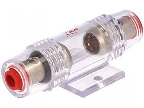 Тримач запобіжника AGU срібло 10-20 мм2 ACV 30.3801-01s