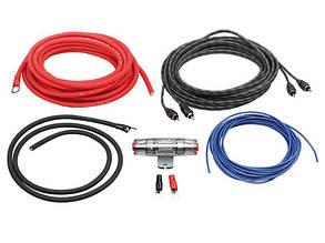Набір для монтажу автомобільного підсилювача 10 мм2 ACV LK-10