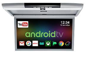 Стельовий монітор Clayton SL-1588 GR Android 15.6 дюйма