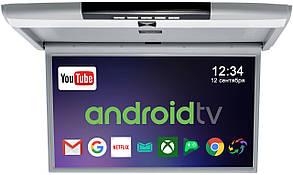 Стельовий монітор Clayton SL-1788 GR Android 17.3 дюйма