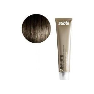 Ducastel Subtil Infinite - стойкая крем-краска для волос без аммиака 6-3 - тёмный блондин золотистый