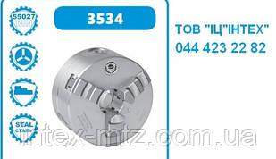 Патрон токарний d=200 мм (3534-200-5) BISON-BIAL (ПОЛЬЩА)