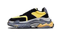 Женские кроссовки Balenciaga Triple S 2.0 Yellow