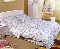 Детское (подростковое) полуторное постельное белье бязь Gold - БАЛЕРИНЫ