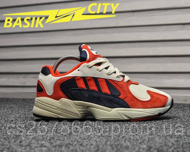 Мужские кроссовки Adidas Yung Red картинка