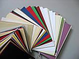 Вирубка з картону. Набір кольорів, 20 штук, 36х36 мм, фото 2