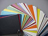Вирубка з картону. Набір кольорів, 20 штук, 36х36 мм, фото 3