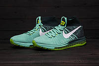 Кроссовки Nike Air Zoom All Out Flyknitбирюзовые, фото 1