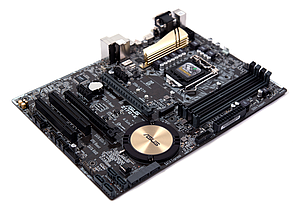 "Материнская плата Asus Z170-K s.1151 DDR4 ""Over-Stock"" Б/У"