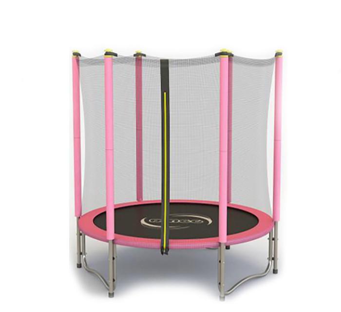 Батут Sapphire Ringo 140 см розовый