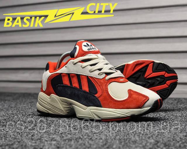 Мужские кроссовки Adidas Yung Red фотография
