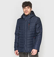 Мужская осенняя куртка - 1922 синий