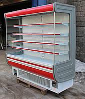 Холодильная горка (Регал) «Технохолод Аризона» 2.0 м. (Украина), хорошее состояние Б/у, фото 1