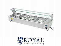Бемар электрический Royal Catering RCBM-4