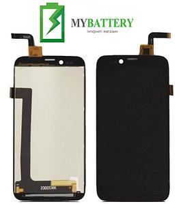 Дисплей (LCD) Archos 50B Platinum с сенсором черный
