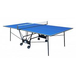 Тенісний стіл складаний Компактний Light Синій Gk-4