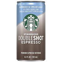 Starbucks doubleshot espresso 192ml
