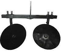 """Окучник дисковый Ø390 для мотоблоков """"Премиум"""""""