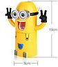 Дозатор зубной пасты с держателем для зубных щеток  Миньон, фото 4