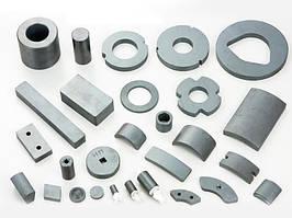Ферритовые магниты. Области применения и отличительные особенности.