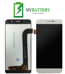 Дисплей (LCD) Archos 50 Power сенсором белый