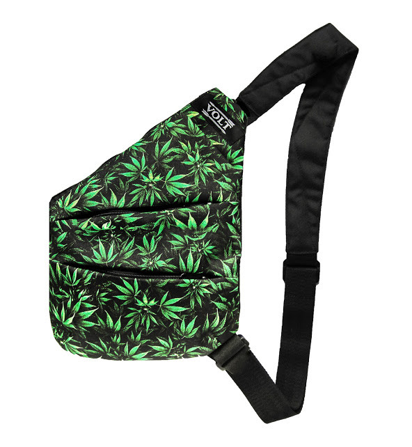 Сумка кобура Cross Body Volt Weed Photo