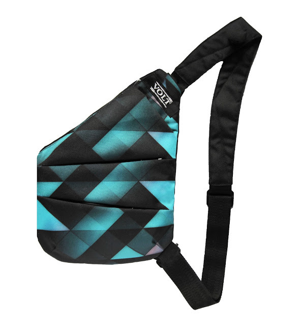 Сумка кобура Cross Body Volt BS green